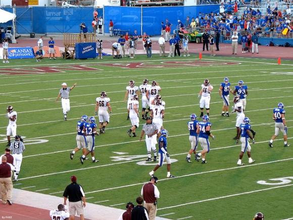 2007_KU_vs_CMU_football